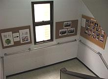 北九州YMCA 階段