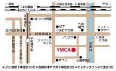 北九州YMCA 所在地