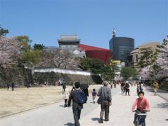 小倉城広場